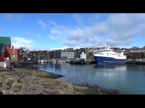 Färöer-Tour: Rundfahrt auf Streymoy (März 2015)