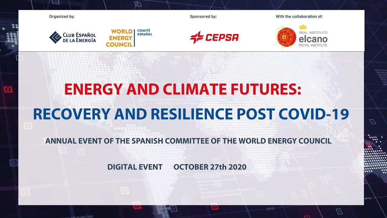 CECME. Comité Español del Consejo Mundial de la Energía (vídeo).