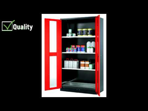 Safety Storage Australia bunded chemical cabinets 'C' series for non haz chemicals