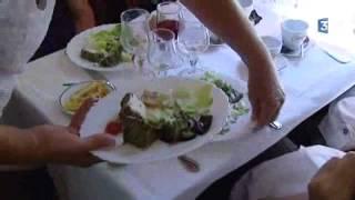 Page été - Voyage à bord d'un train-restaurant dans l'Yonne