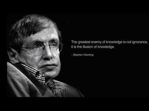 Pink Floyd Keep Talking featuring: Stephen Hawking