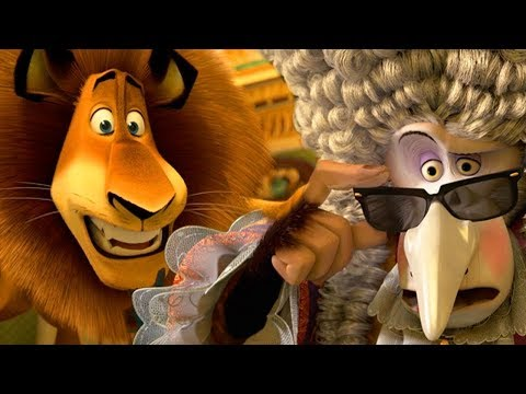 DreamWorks Madagascar | Casino Break In - Clip | Madagascar 3: Europe's Most Wanted | Kids Movies