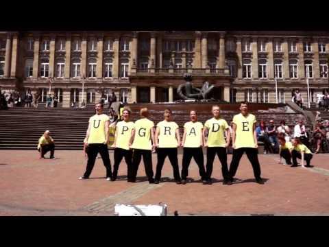 BCU Flashmob - Clearing