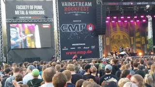 A Day To Remember - Bullfight - Live at Vainstream Rockfest 2017