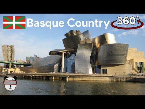360° Bilbao (Guggenheim Museum) | Basque Country, Spain