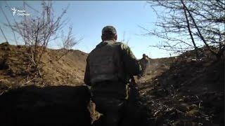 Боєць в АТО про обстріли Новотроїцького  «Б'ють із житлових районів окупованого Докучаєвська»