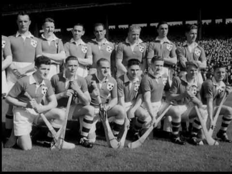 Football 1950 & Hurling 1952