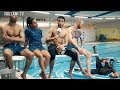 Touzani Tv  Voetbal Challenge In Een Zwembad!