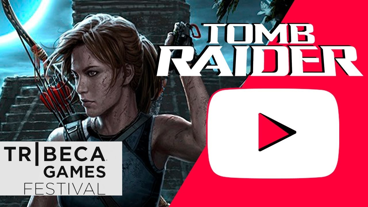 Shadow of the Tomb Raider Panel at Tribeca Film Festival