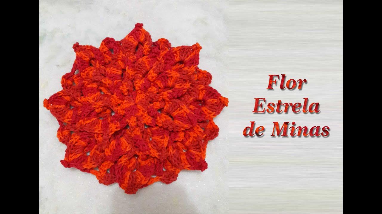 Flor Estrela De Minas