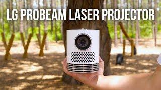 LG ProBeam: Pro Portable Laser Projector? (HF80JA)