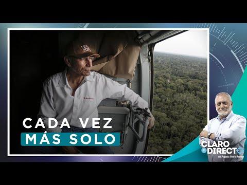 Vizcarra cada vez más solo - Claro y Directo con Augusto Álvarez Rodrich