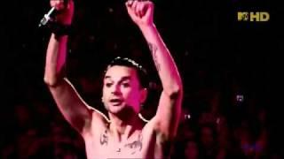 Depeche Mode - Enjoy The Silence HD (Live in Milan)