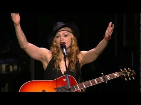 Madonna - Nothing Fails (Re-Invention Tour Lisbon DVD)