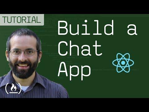 Build a Chat Application using React, Redux, Redux-Saga, Web Sockets