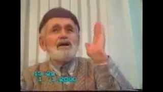 Musa Dede Amca ~ Hatıralar Sohbet Full =2