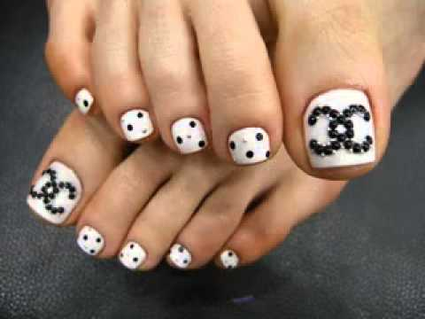 Easy nail art designs for legs youtube easy nail art designs for legs prinsesfo Images