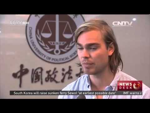 Increasing International Students Study Law in China