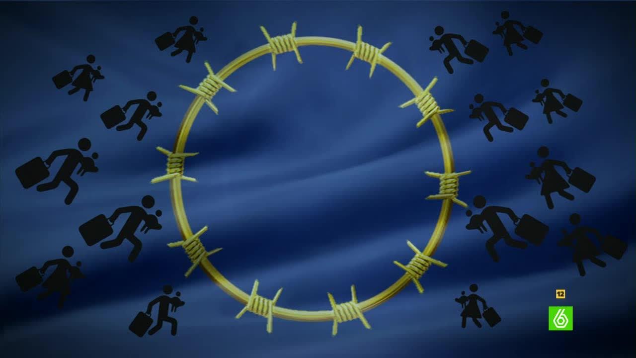 Historia de la bandera de la union europea