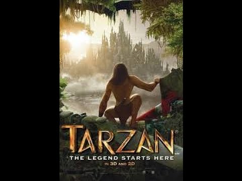 A Dyer-Situation: TARZAN 3D Review