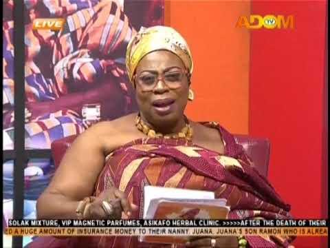 Abubro Kosua Chat Room On Adom TV (28-11-19)