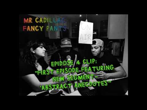 "MCFP Podcast Clip: New Segment, ""Abstract Anecdotes"""