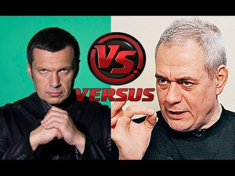 Соловьев заявил в эфире своей передачи, что Доренко якобы недостает тестостерона.