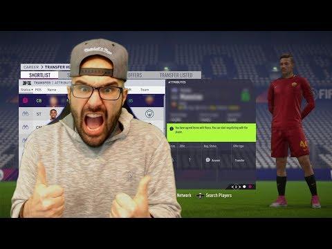 OMG WE GOT HIM FOR $25,000,000! - NEWCASTLE CAREER MODE FIFA 18 #13