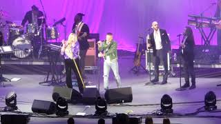 Macklemore & Kesha 'Good Old Days' We Will Survive Concert LA CA 10-21-2017