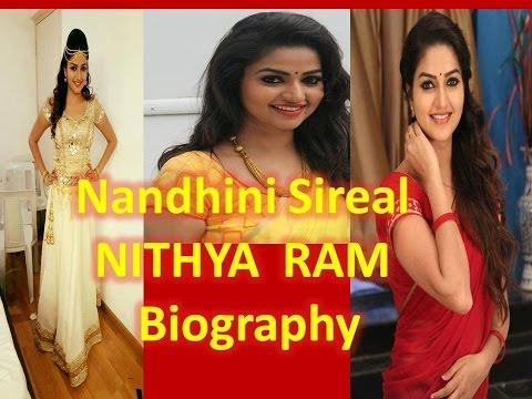 Nandhini Tv Serial Nithya Ram Biography