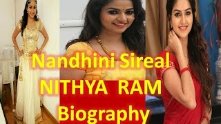 Nandhini Tv Serial Nithya Ram Biography