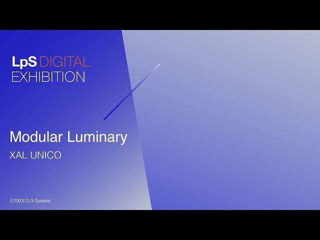 XAL UNICO   Take Full Control and Shape the Light