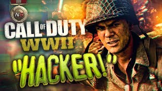 Trash Talker Accuses Me of Hacking on Call of Duty:WW2 thumbnail