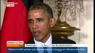 Obamas Drohung?! Russland soll sich unterwerfen oder zahlt einen hohen Preis! Putins Antwort dazu