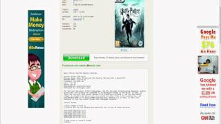 How To Download Harry Potter And The Deathly Hallows Part 1 PC+Crack 100% Working[Tested]