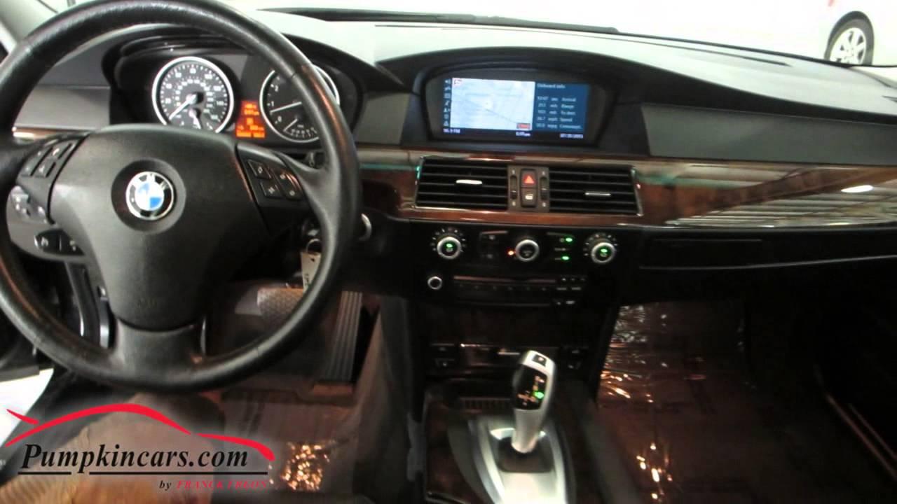2009 bmw 528i x drive navigation youtube rh youtube com 2009 BMW 535I Sedan 2009 BMW X5