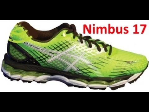 Asics Asics Nimbus 17 fiche 17 Nimbus YouTube 3c3c320 - ringtonewebsite.info