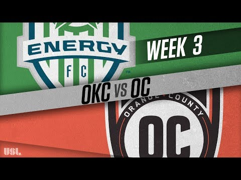 OKC Energy FC vs Orange County SC: March 28, 2018