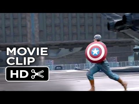 Captain America: The Winter Soldier CLIP - Good Guys vs. Bad Guys (2014) - Marvel Movie HD