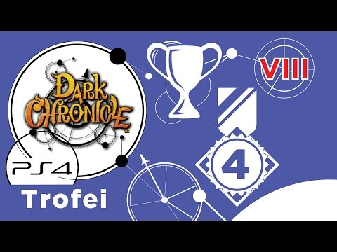 Dark Chronicle (PS4) Guida ai Trofei - Ep. 8 - Medaglie: Caverna Ruggente