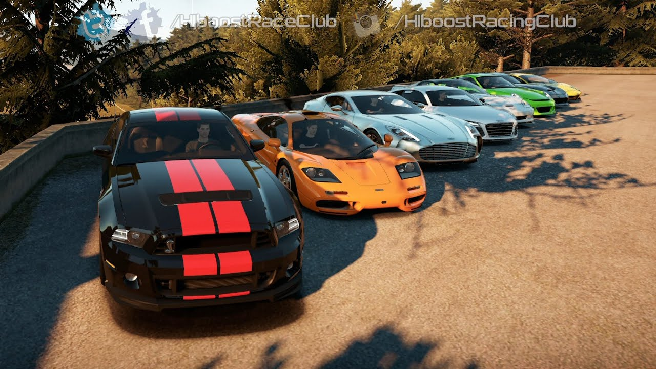 Forza Horizon 2 (XB1) | Rent-A-Car Meet | Cruise, Airstrip ...