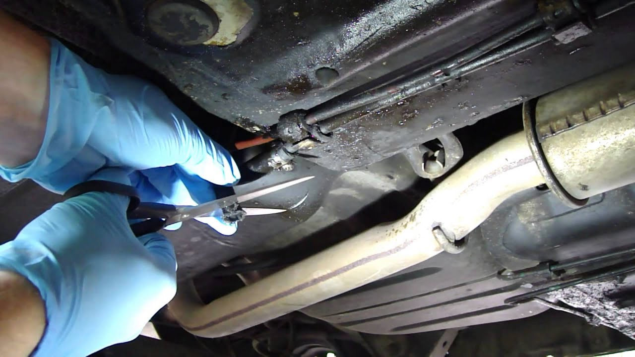How To Fix Leaking Fuel Pipe Or Hose In Car General Video Youtube