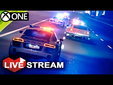 Need for Speed 2015 Gameplay Part 3  - MOST WANTED, Police Chases Livestream