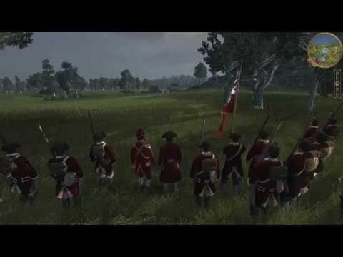 Colonial French vs Colonial Britísh (Empire: Total War)