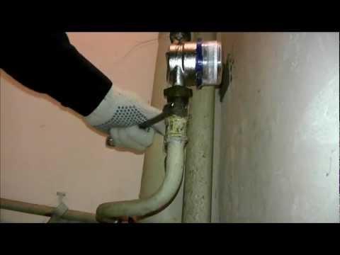 видео: Заменить трубы в санузле и ванной