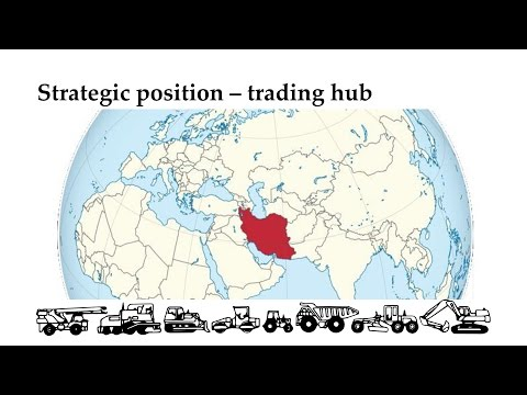 The Construction Equipment Industry in Iran