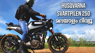 Husqvarna Svartpilen 250 Detailed Malayalam Review