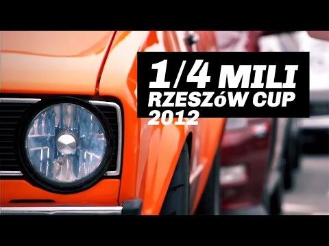 1/4 mili Rzeszów Cup 2012