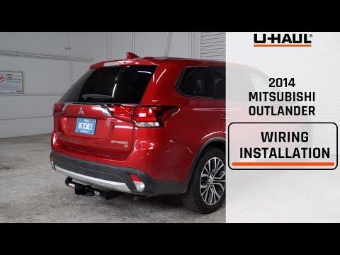 [CSDW_4250]   2014 Mitsubishi Outlander Wiring Harness Installation - YouTube | Mitsubishi Outlander Wiring Harness Lights |  | YouTube