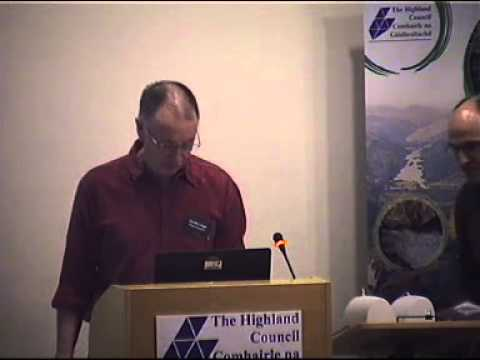 Highland Underworld Archaeology seminar, 27 April 2013